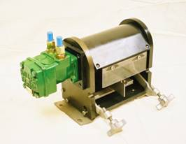 AccuStaltic Hydraulic Drive System for AccuStaltic Peristaltic Pump