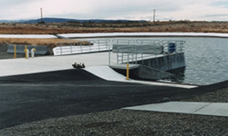 Wastewater Evaporation Pond